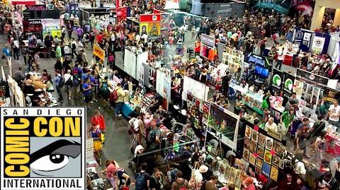 San Diego Comic Con 2015 Tour