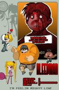 Beware the orange shirt by bleedman