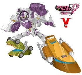 MFM ultimate Robot