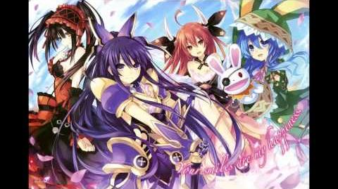 Date A Live - Save the world