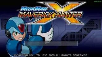 Mega Man Maverick Hunter X (PPSSPP)