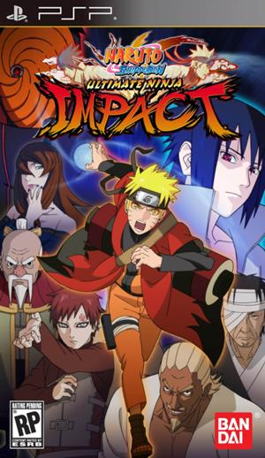 naruto shippuden ultimate ninja heroes 3 ppsspp settings android
