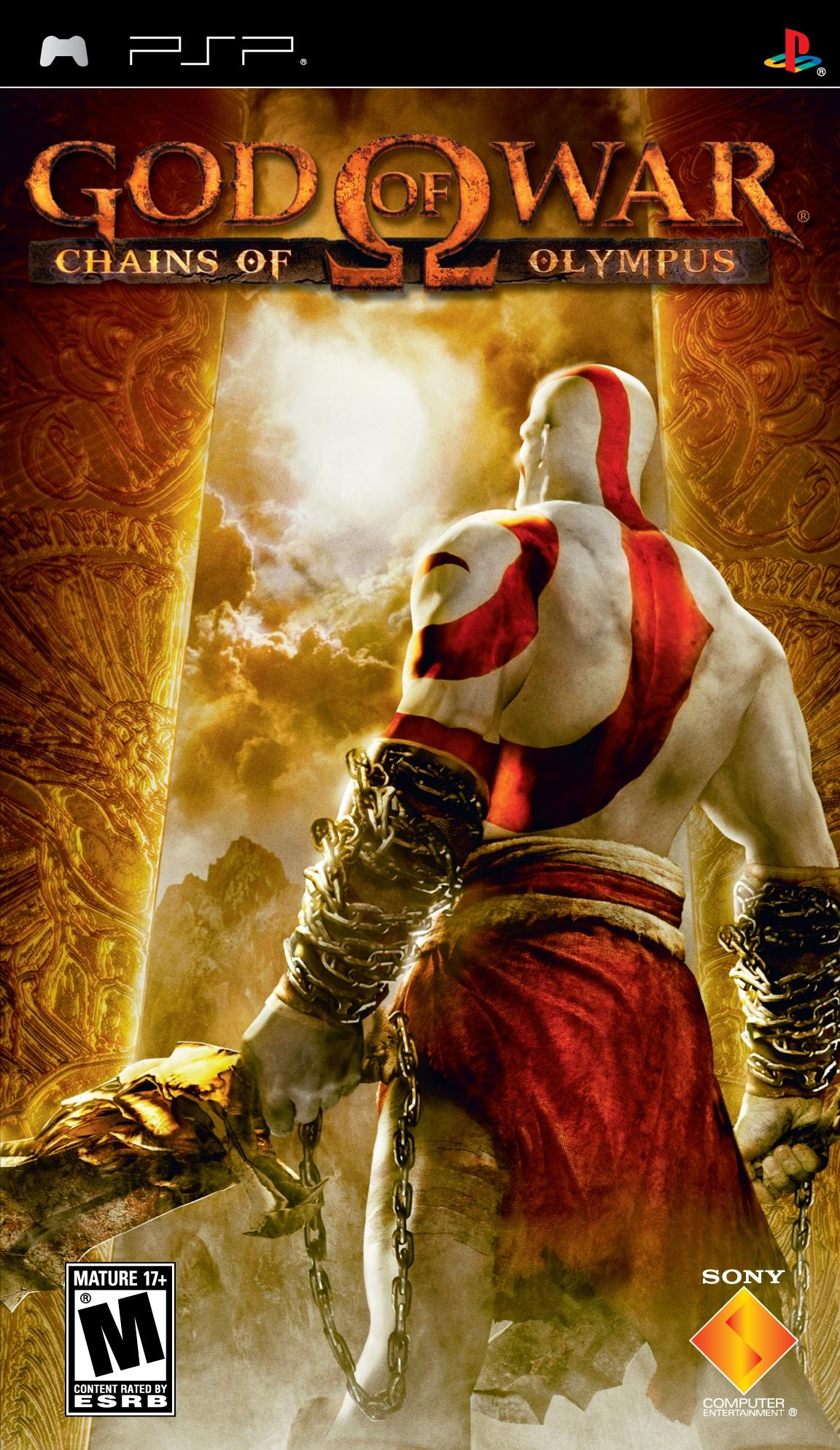 God of War: Chains of Olympus | PPSSPP Emulator Wiki