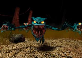 Prana devil cutscene