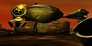 Jaeger cutscene
