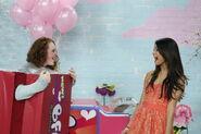 Mary and Selena