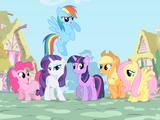 My Little Pony: Přátelství je magické