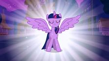 Alicorn Twilight reveal 3E13