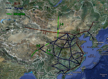 Chinese Road Map
