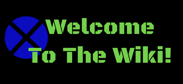 Welcome to the Wiki!