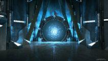 Stargate-worlds