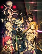 Sword Art Online- Fatal Bullet Poster