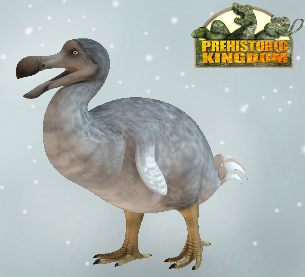 what island did the dodo bird live on