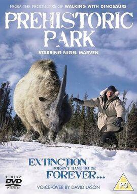 Prehistoric Park DVD cover