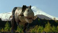 1x1 FemaleTyrannosaurReaching