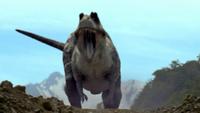 1x1 FemaleTyrannosaurRoaring