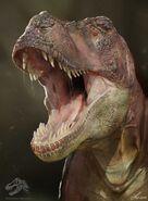 Lindsey wakefield tyrannosaurus