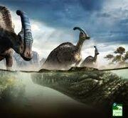 Deinosuchus para
