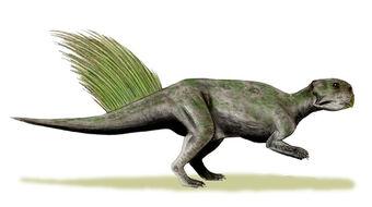 Psittacosaurus mongoliensis BW