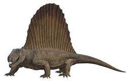Dimetrodon raul martin