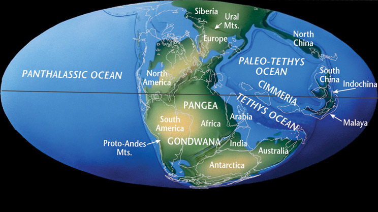 Mesozoic Era | Prehistoric Monsters Wiki | FANDOM powered by Wikia
