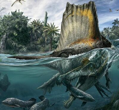 Spinosaurus new