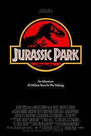 220px-Jurassic Park poster-1-
