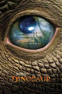Disney Dinosaur poster