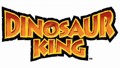 Normal Dinosaur King-Nintendo DSArtwork2951DinosaurKing Logo full