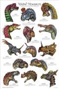 Weird dinosaurs poster-1-