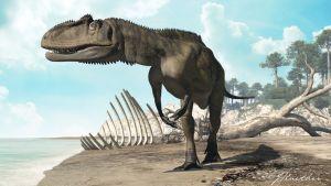 Metriacanthosaurus by paleoguy-dah270x