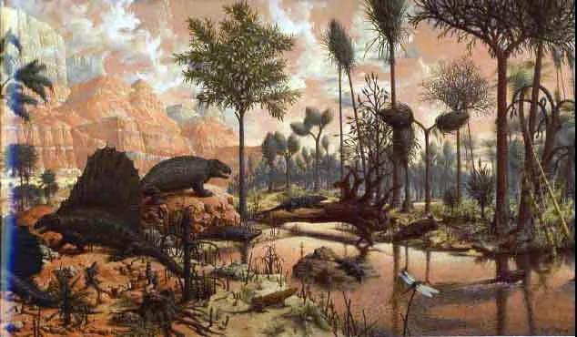 Картинка пермский период