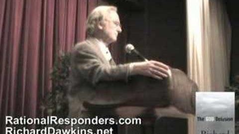 Richard Dawkins Q&A Session