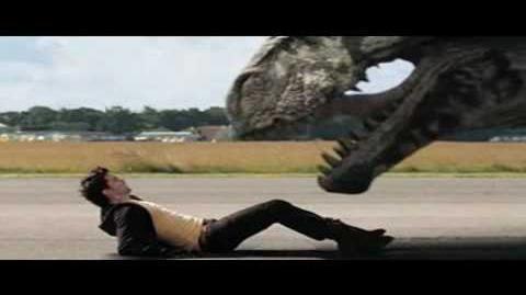 Primeval the G-Rex