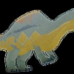 Spinosaurus Dinosaur Simulator roblox