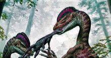 Dilophosaurusm
