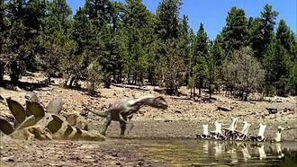 Caminando Con Dinosaurios (Spin-Off) - 01 - La Balada del Gran Al - BBC (2001)