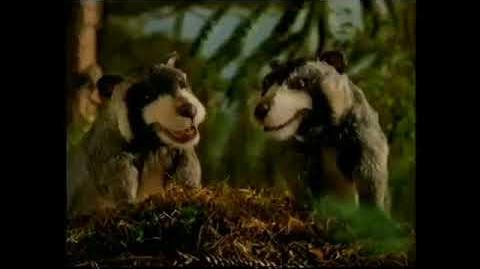 Walking with dinosaurs funny commercial