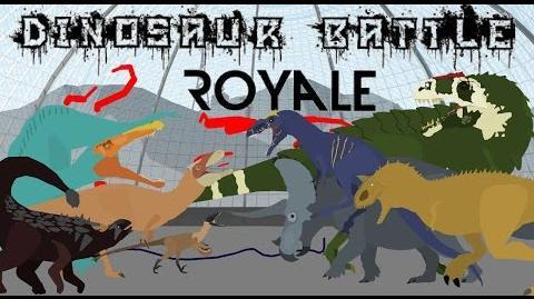 UEF Dinosaur Battle Royale (Collaboration with MatromX) Pivot Animation Series