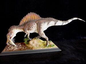 Spinosaurus by baryonyx walkeri-d3jn5o3