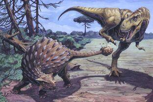 Ankylosaurus-01