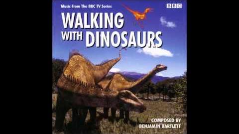 Benjamin Bartlett - Walking with Dinosaurs (Music from the BBC TV Series) (1999) (Full Album)-1