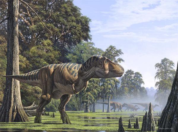 Tyrannosaurus1