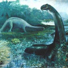 Apatosaurus (<a href=