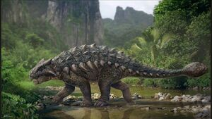 Anquilosaurio-