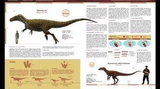 RÉCORDS y curiosidades de los DINOSAURIOS Terópodos y otros dinosauromorfos (Trailer)