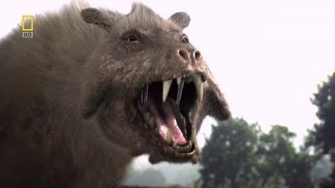 Depredadores prehistóricos (El cerdo asesino)-0