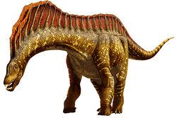 Amargasaurus 480