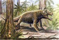 Anteosaurus by willemsvdmerwe d5mxyrp-fullview
