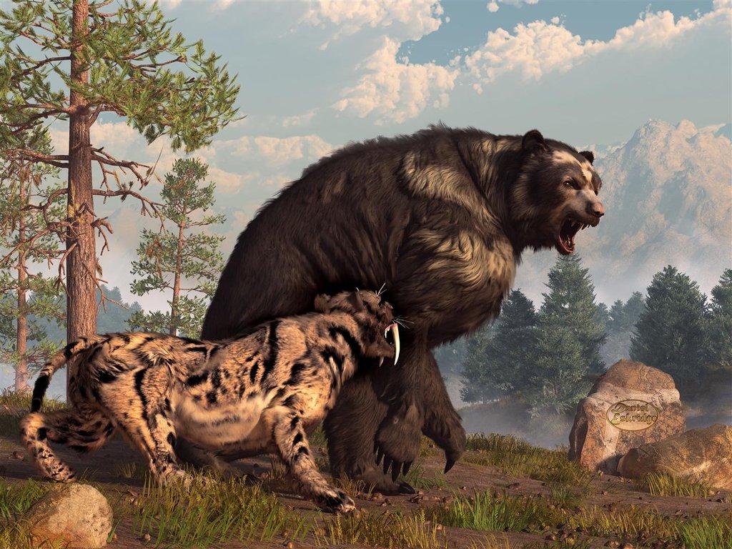 петерсон вымершие медведи фото секс приобретает